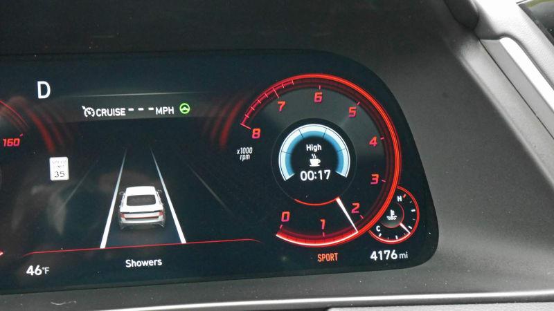 2020 Hyundai Sonata driver tech 31