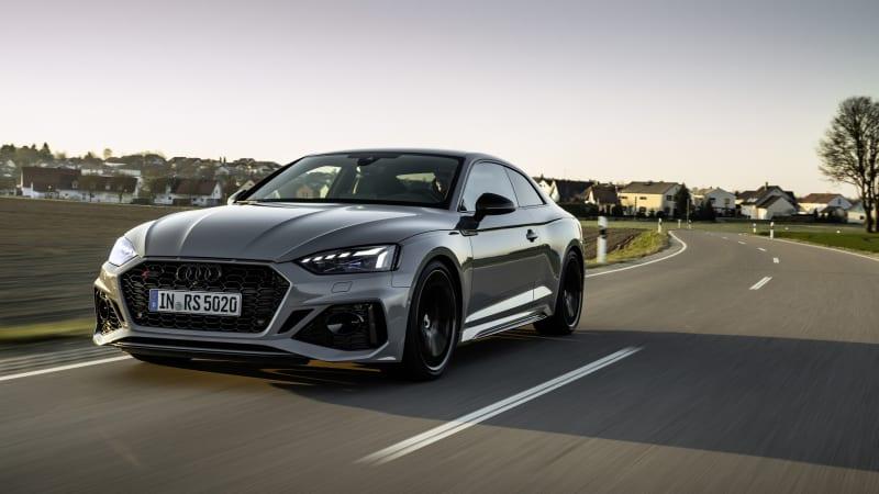 Audi RS 5 nip-and-tuck brings it closer to its bigger siblings