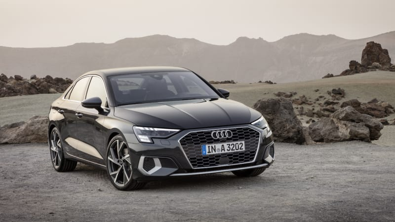 2021 Audi A3 packs 48-volt mild hybrid system, supposedly coupe-like styling