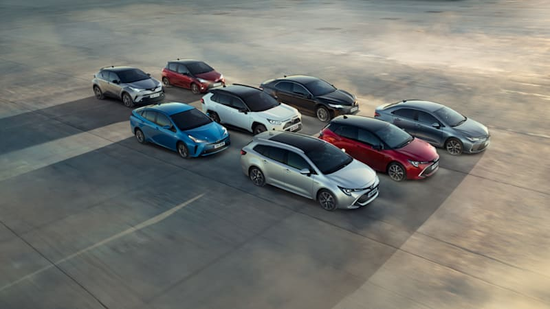 Toyota Global has officially sold more than 15 million hybrid vehicles