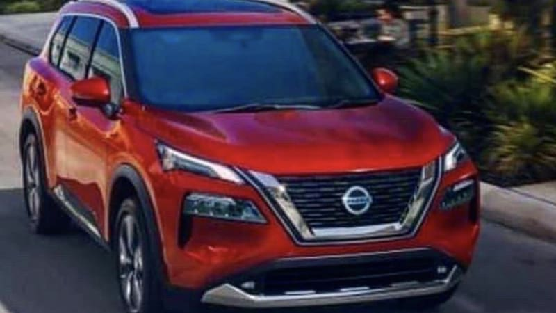 2021 Nissan Rogue power and fuel economy leaks out early