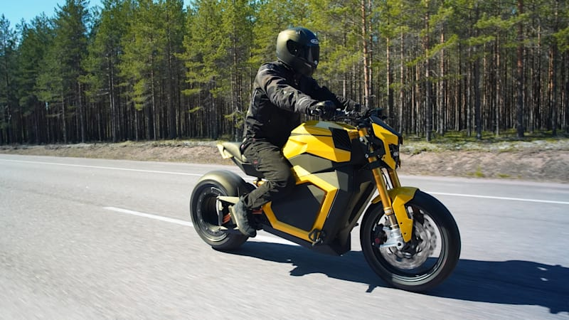 Motorcycle - cover