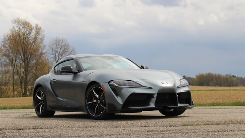 Limited-edition Toyota Supra rumored to get BMW M3 engine in 2023