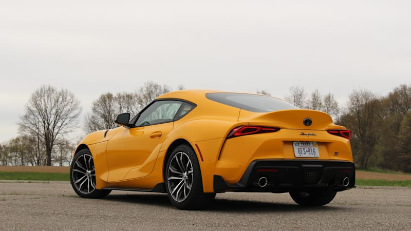 2021 Toyota GR Supra 2.0 vs 3.0 exhaust video | Hear the difference