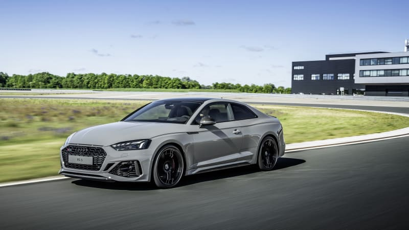 Audi details the updated 2021 RS 5 and tells us what s next