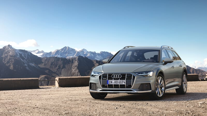 IIHS names 2020 Audi A6 Allroad a Top Safety Pick+