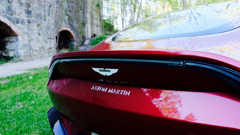 Aston Martin To Cut Up To 500 Jobs After Huge First Quarter Loss Autoblog