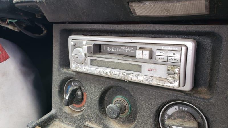 Junkyard Gem: 1977 MG MGB