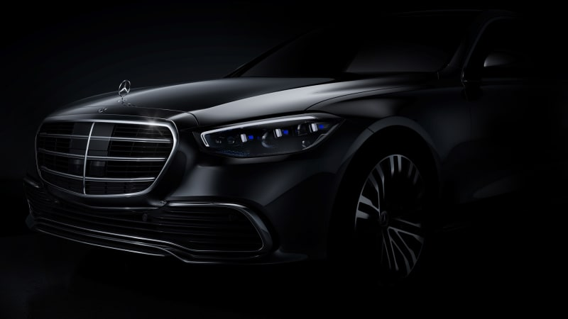 Best Mame Frontend 2021 Mercedes Benz explains the 2021 S Class sedan's tech, design