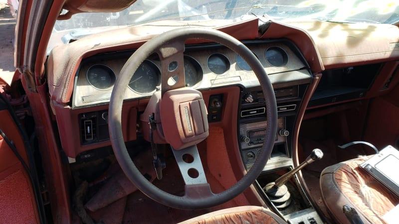 Junkyard Gem: 1978 Plymouth Sapporo