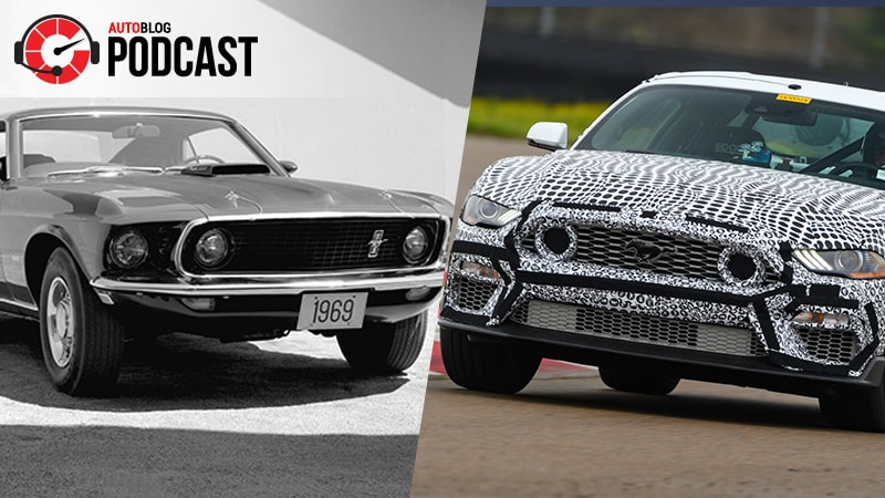 2021 Ford Mustang Mach 1 is coming, and it's trivia time | Autoblog Podcast #629