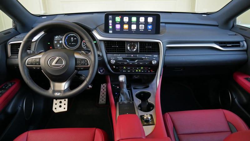 2020 Lexus RX Infotainment Driveway Test + Video