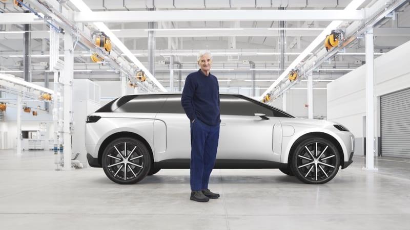 James Dyson explains why his electric car won't happen