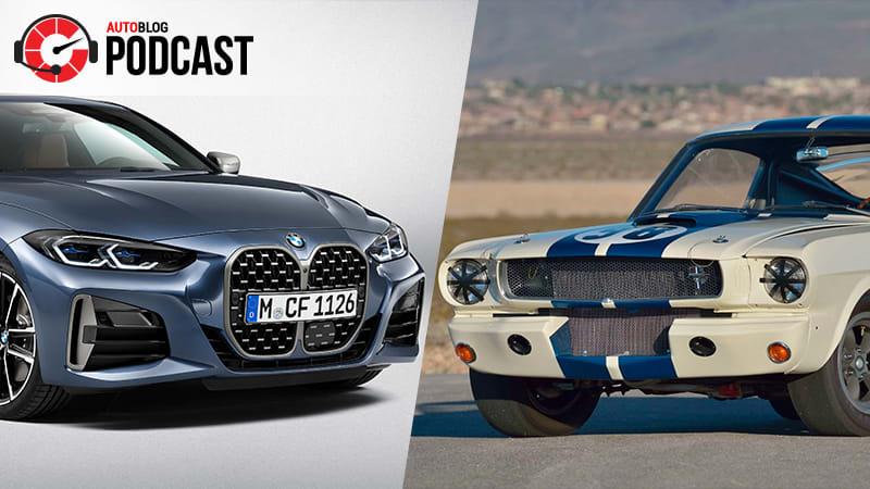 Autoblog Podcast #630: 2021 BMW 4 Series and Frank Mecum interview