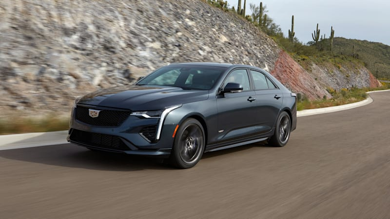 2020 Cadillac CT4-V First Drive Review | What's new, driving impressions, performance