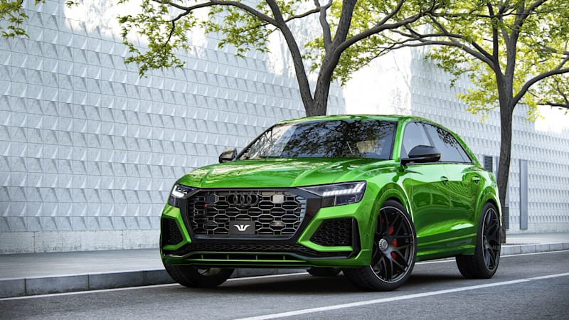 German tuner pushes Audi s RS Q8 above the 1,000-horsepower mark