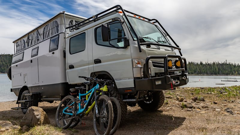 2020 Earthcruiser Fx And Exp Campers Now Come With Double Cab Autoblog