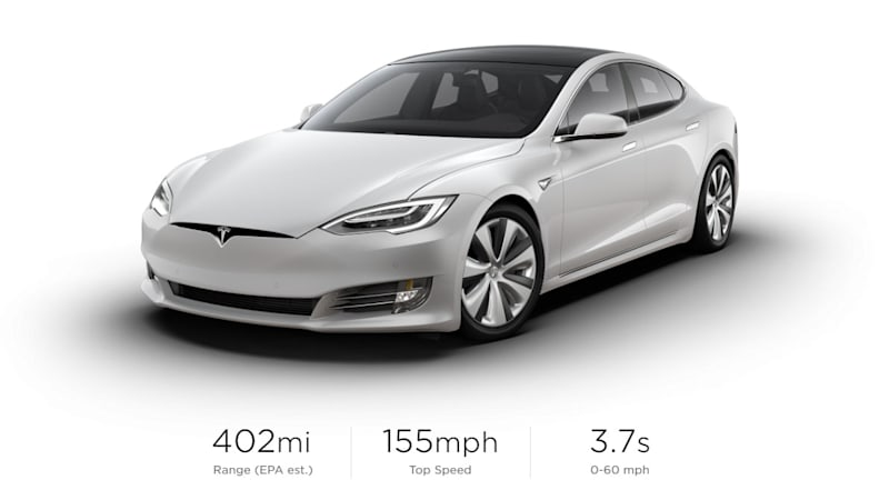 Weight loss diet Tesla announces Model S Long Range Plus is EPA-rated at 402-mile range thumbnail