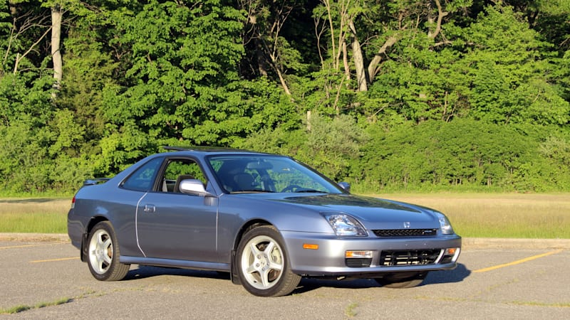 1999 Honda Prelude Type SH Review   Retro first drive, what it's like to drive, pricing