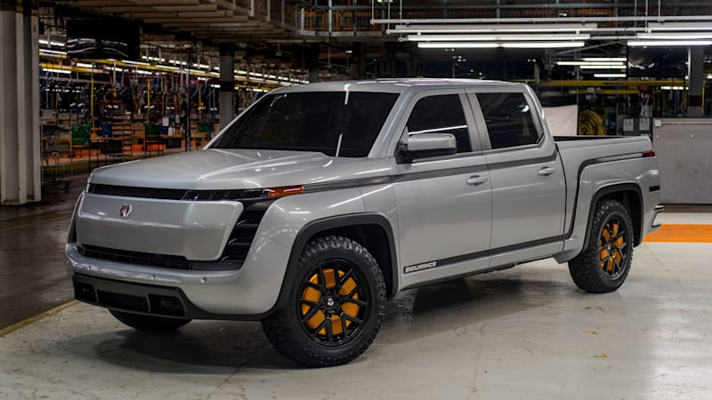 Lordstown Motors says 2021 production will be half of expectations