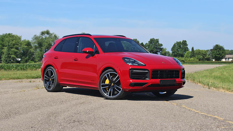 2021 Porsche Cayenne GTS First Drive | Vindication for the V8