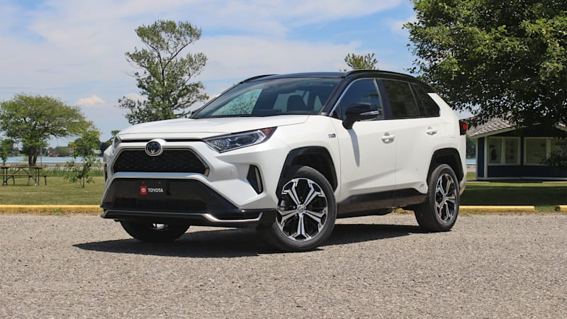2021 Toyota RAV4 Prime First Drive | Flipping the script