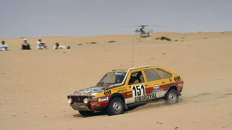 Dakar Rally adds Classic category for 2021