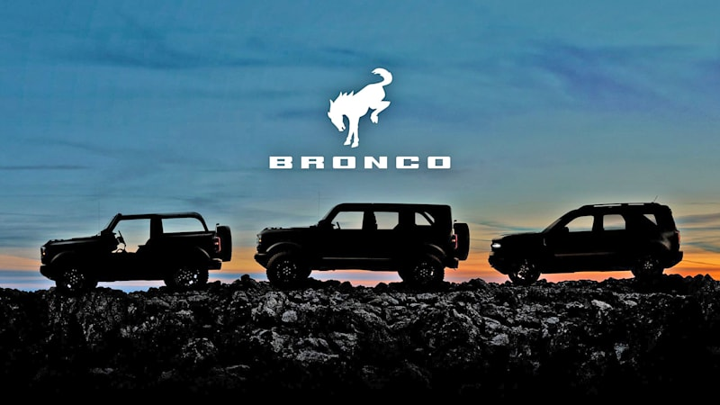 Ford announces Bronco brand