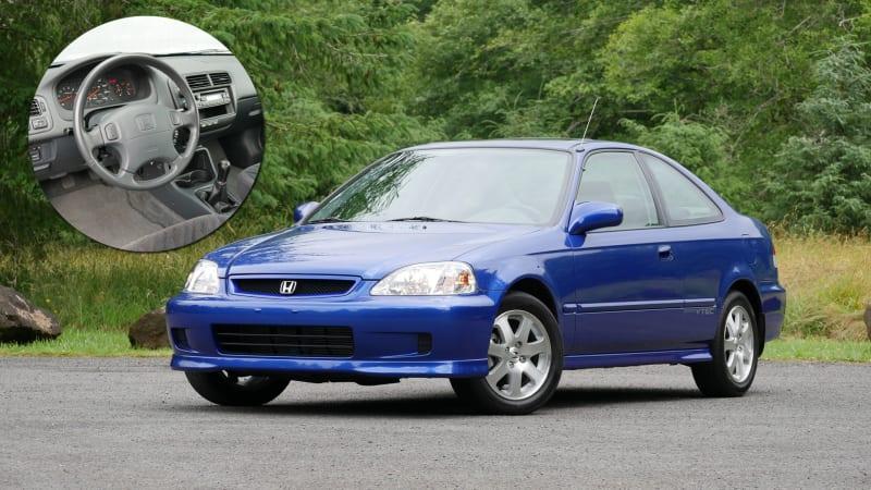 1999 Honda Civic Si video thumb.'