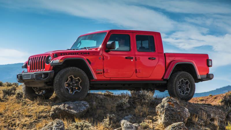 2021 jeep gladiator diesel starting price confirmed at