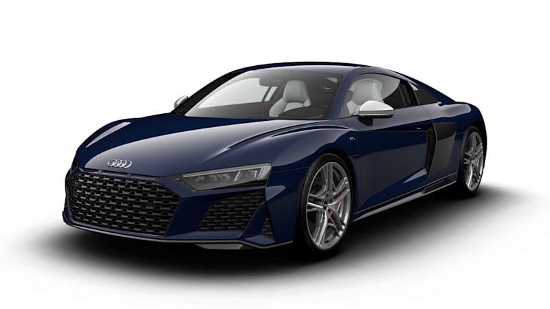 Entry-level 2020 Audi R8 V10 Quattro retires from U.S. lineup