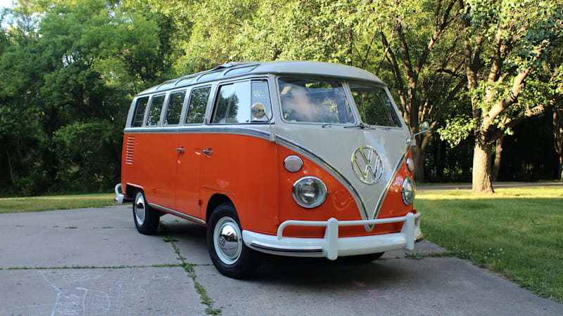 1967 VW 'Samba' Microbus Retro Review   Photos, features, driving impressions