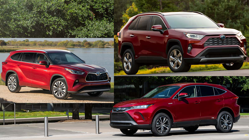 Toyota hybrid crossover comparison | How the Venza, RAV4 Hybrid and Highlander compare on paper