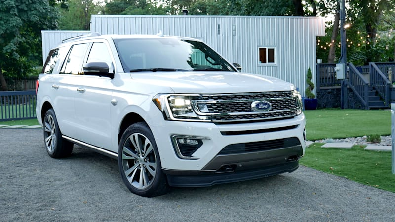 2021 Ford Expedition Review | Price, specs, features and photos
