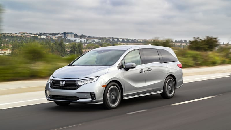 2021 honda odyssey revealed  what's new pricing photos