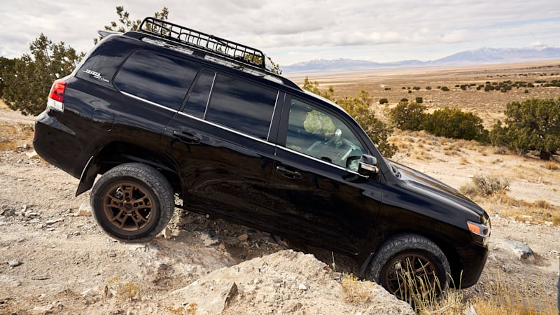 Toyota announces the current-generation Land Cruiser is dead after 2021