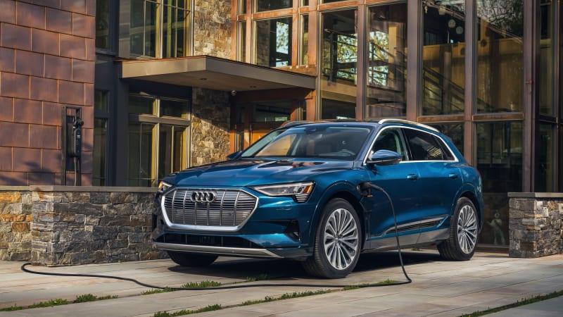 VW to test autonomous Audi E-Tron EVs in Hefei, China