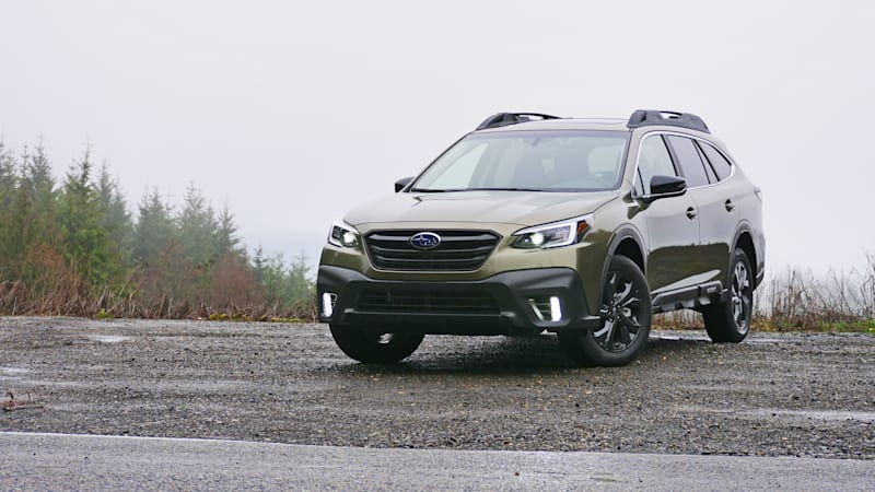 2021 subaru outback review  price features specs and