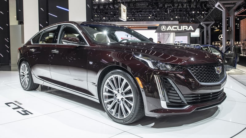 2021 Cadillac CT5 gets Diamond Sky Special Edition Package
