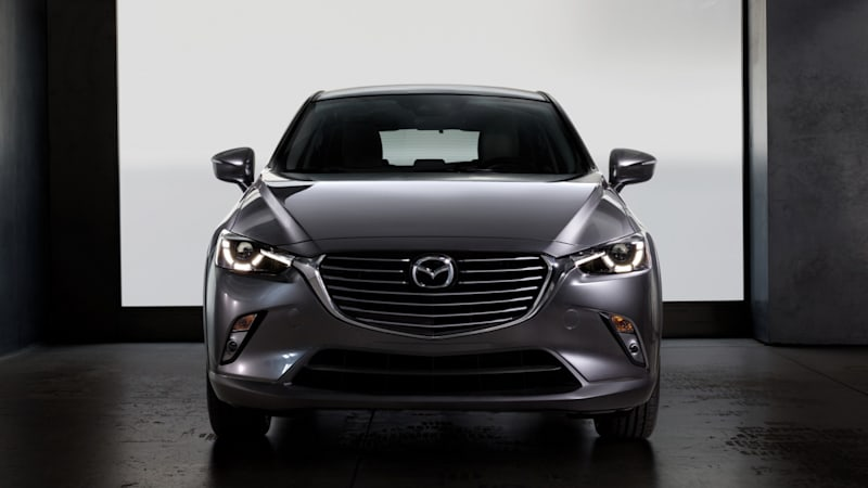 2021 Mazda Cx 3 Gets A Few More Features Costs Same As In 2020 Autoblog