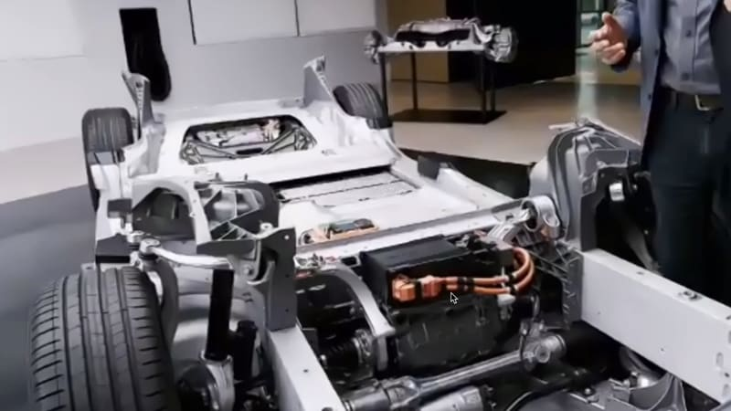 Lucid Air's modular powertrain opens up serious performance possibilities