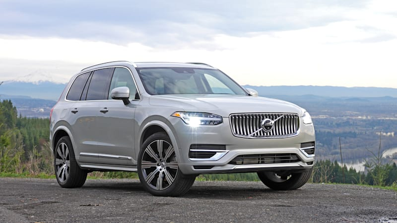 2021 Volvo XC90 Review | Price, features, specs and photos ...