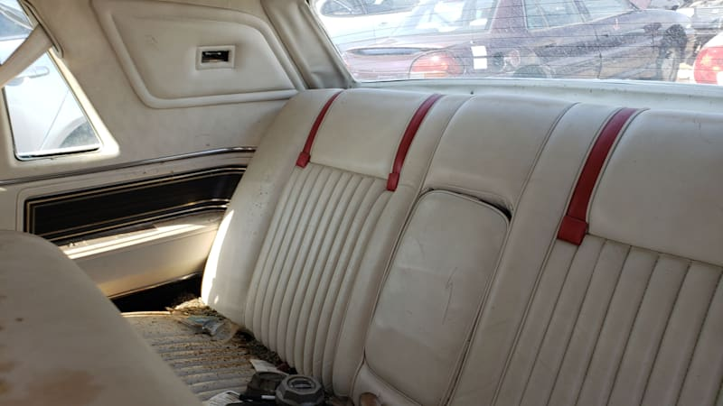 Junkyard Gem: 1982 Lincoln Continental Mark VI Bill Blass Edition
