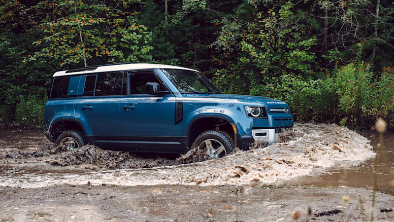 2020 Land Rover Defender Review | First drive, what's new, off-road