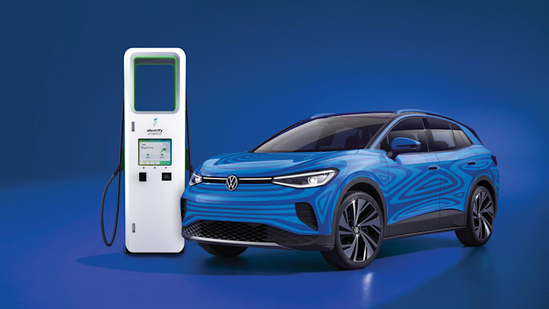 Volkswagen ID.4 EV to offer three buyers three years free charging