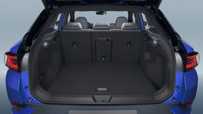 VW ID4 Cargo Space