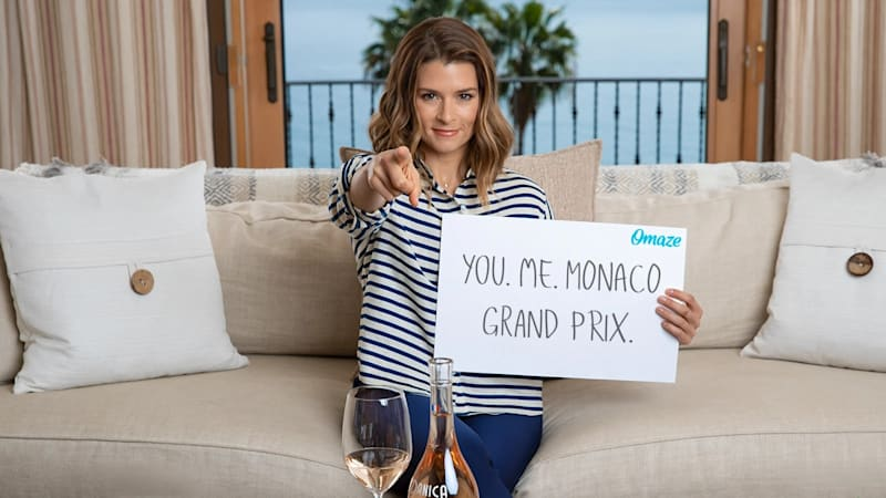 Win a trip to Europe, where you'll hang out with Danica Patrick on a yacht and watch the Monaco Grand Prix