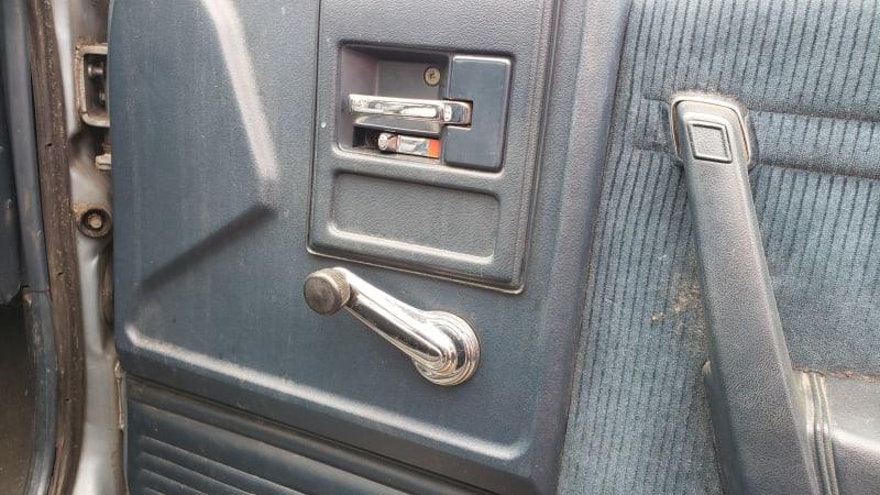 Junkyard Gem: 1987 Chevrolet Celebrity Sedan