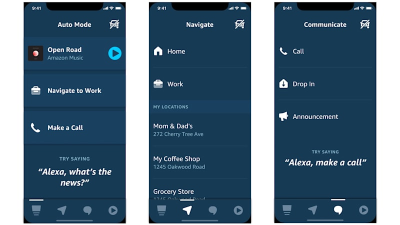 Amazon introduces new Auto Mode for Alexa app