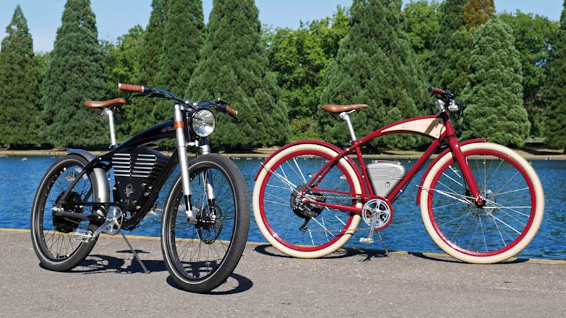 Vintage Electric E-Bikes Review | Big power and retro style without the sweat or spandex